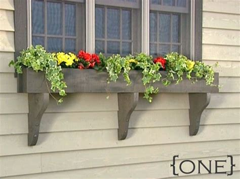 window box flower designs ten diy window box planter ideas with free building plans