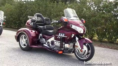 honda trike for sale used 2005 honda goldwing chion trike for sale