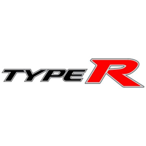 Honda Type S Aufkleber by Honda Type R Decal