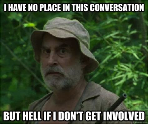 Memes The Walking Dead - 34 hilarious walking dead memes from season 2 from dashiell