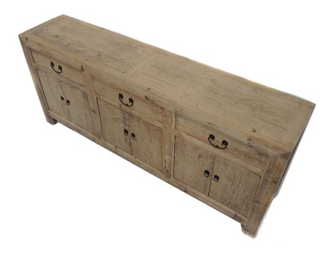 reclaimed wood media cabinet natural reclaimed wood media console cabinet sideboard