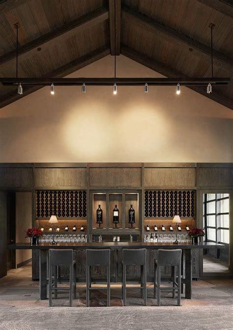 tasting room wine wine tasting room architecture interiors