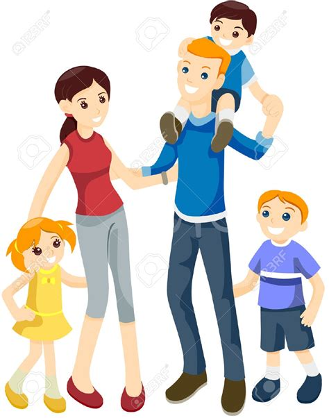 family clipart clipart on family clipart collection family member mix