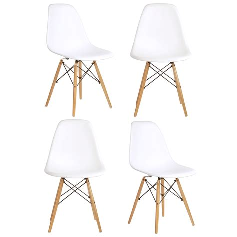 eames style dining chair ikea eames style chair canada eames molded plastic side chair
