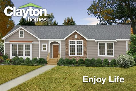 Clayton Modular Floor Plans by Clayton Homes Launches Enjoy Life Sweepstakes For Football