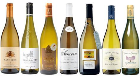 The best French white wines expert selection this summer