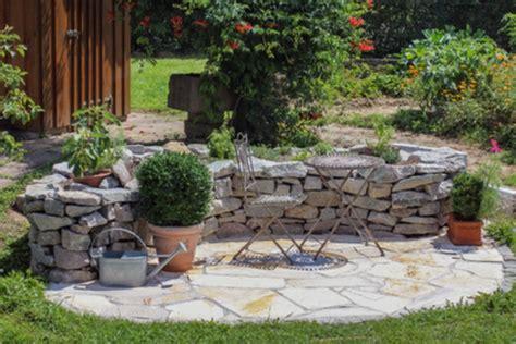 Terrassengestaltung Mit Steinen by Die Besten Ideen F 252 R Terrassengestaltung 69