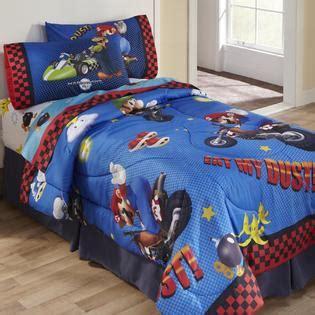 super mario bros bedding full canada licensed mario comforter