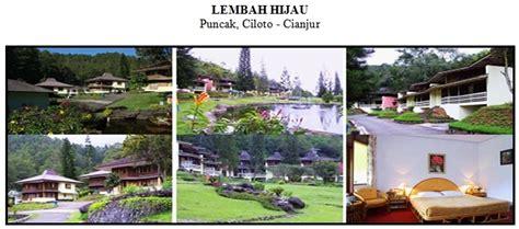 Villa Bukit Hijau paket outbound murah hotel lembah hijau puncak go outbound