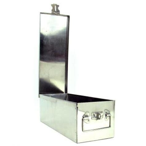 stalwart oversized metal storage lock box 75 500 the