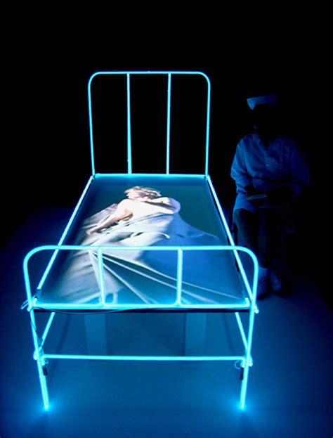 neon bedding neon bed theater pinterest