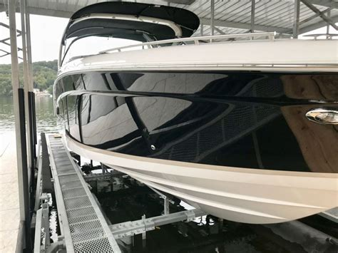 regal boats lake of the ozarks regal ceramic coating project photos