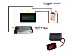 usefulldata digital dc voltmeter 0 100v from china schematic and diagrams