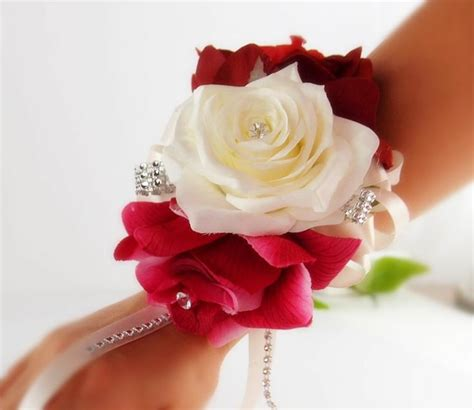 wrist corsages prom 2015 105 best images about crafts corsages on pinterest
