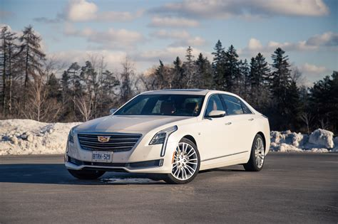 Turbo Cadillac by Review 2017 Cadillac Ct6 3 0l Turbo Luxury