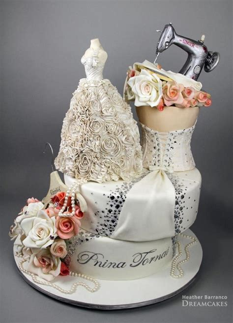 dress cake looking for a dress try one of these cakes on for size