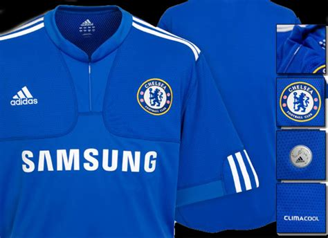 Jersey Go Chelsea football march 2011