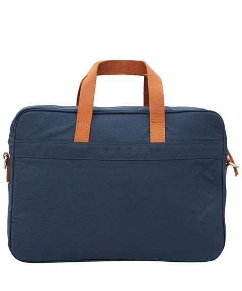 Mens Mat Bag by Sandqvist Blue Mats Laptop Bag In Blue For Lyst