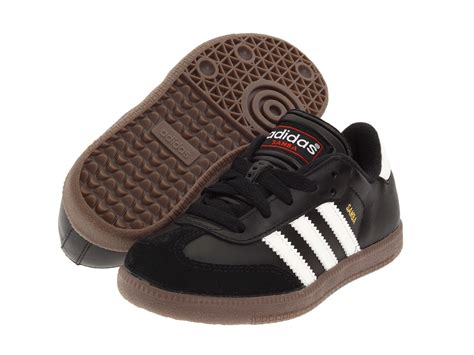 adidas kids shoes adidas kids samba 174 classic core toddler little kid big