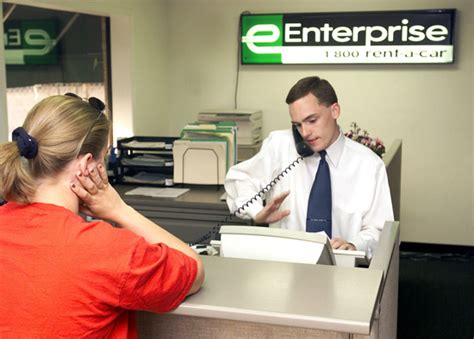 Enterprise Rent A Car Help Desk by Hearne Sprint Center Story Looks Back Through