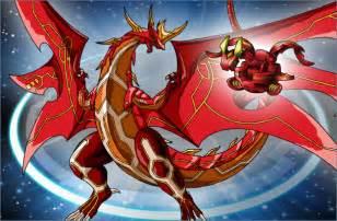 Pyrus Infinity Dragonoid Ultra Dragonoid Bakugan Vestroia Cmdstore