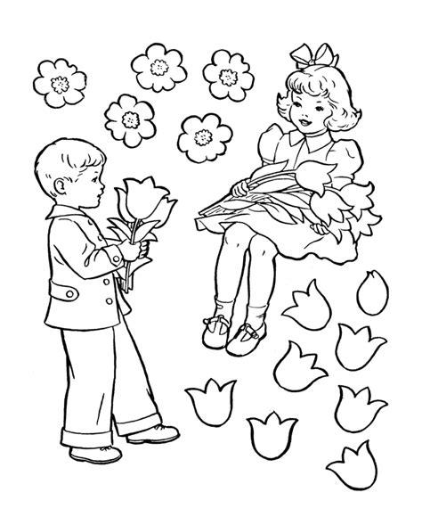dibujos para colorear de la parranda de san pedro dibujos de san valentin para pintar im 225 genes para pintar