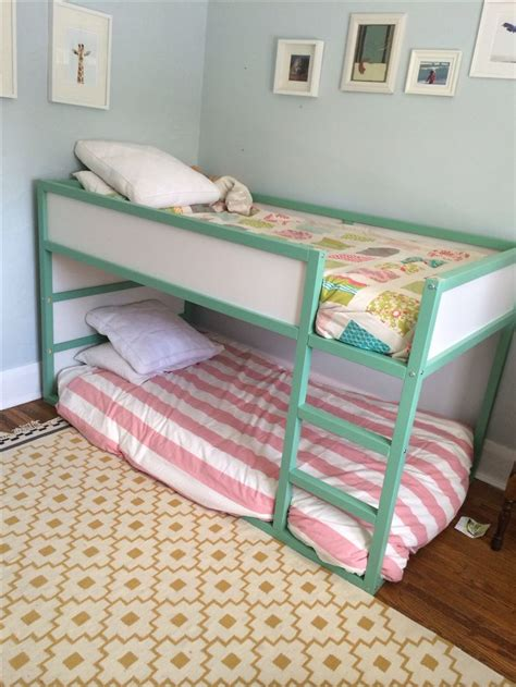 bunk bed hacks ikea kura bunk bed hack www imgkid com the image kid