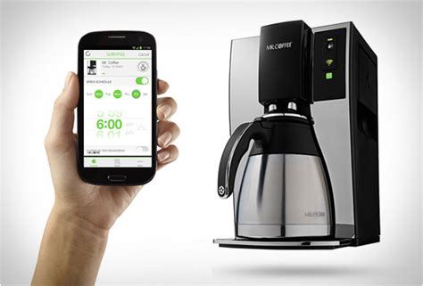 Mr Coffee   Smart Coffee Maker