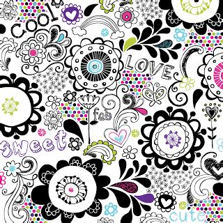 doodle name angela house of prints designer of the day angela nickeas