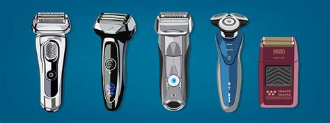 best electric shaver the 12 best electric shavers reviewed october 2018 for a