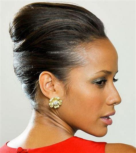 photo gallery of medium bob hairstyles for black women