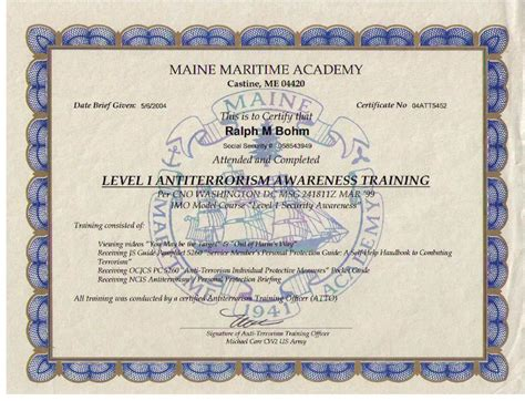 Level 2 Security Officer Examination Answers by 3rd Millennium Enterprises
