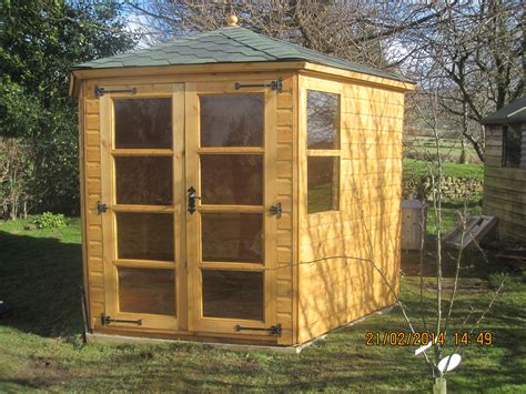 Octagonal Shed by Octagonal Summerhouse Wales Sheds