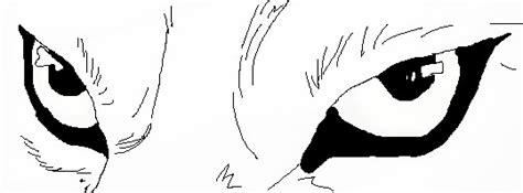 wolf eye lineart by randompixelz on deviantart
