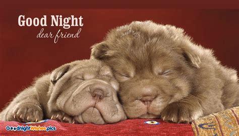 good night dear friend  goodnightwishespics
