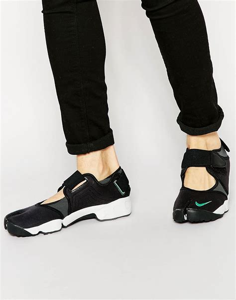Nike Air Rift For 1 nike nike air rift trainers 308662 025 at asos
