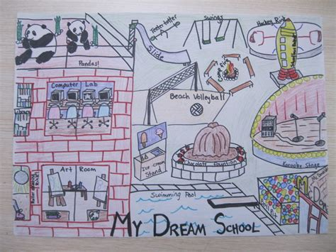 Design A Dream School | my dream school by blazeofthorns on deviantart