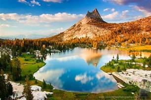 Beautiful States by Yosemite National Park California United States