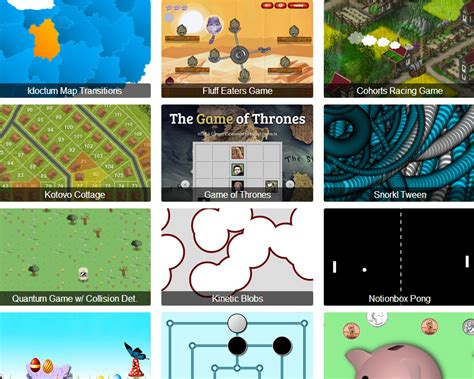 javascript kinetic tutorial game of thrones made with html 5 canvas by daniel sternlicht