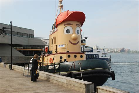 theodore tugboat queen stephanie real life thomas the tank engine in japan pics