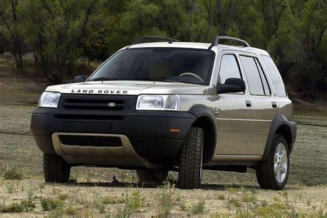 land rover freelander 2002 land rover freelander mpg 2002