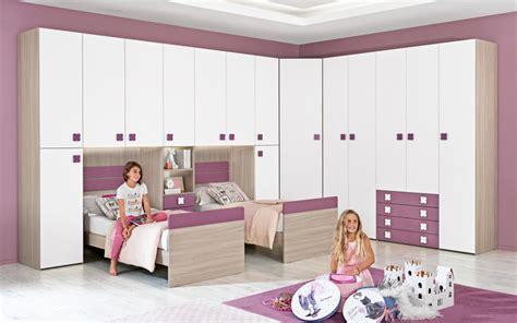mobili componibili per camerette camerette bambini per stanze piccole design casa