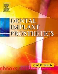 Dental Implant Prosthetics 2nd Edition dental ebooks