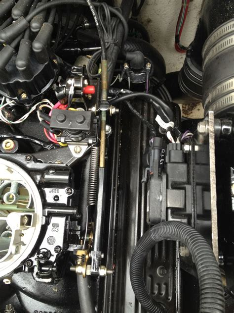 boat engine keeps running high idle keeps running after shutting off page 1