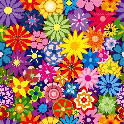 colorful design colorful flower background hd wallpaper full pinterest