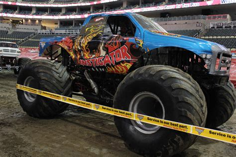 monster truck jam pittsburgh pittsburgh pa monster jam 2 16 13 2pm show