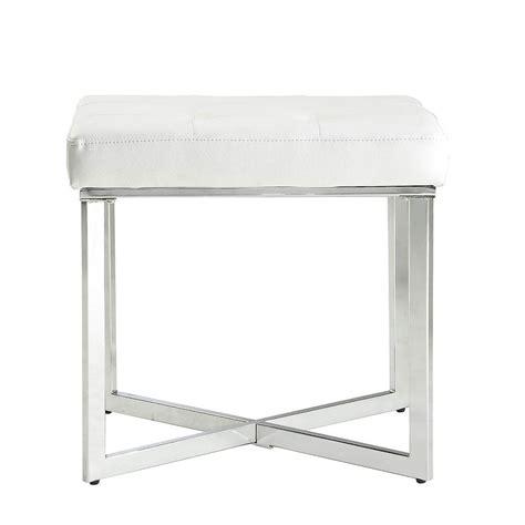 tufted vanity bench carolina cottage summer white tufted vanity bench vb2016