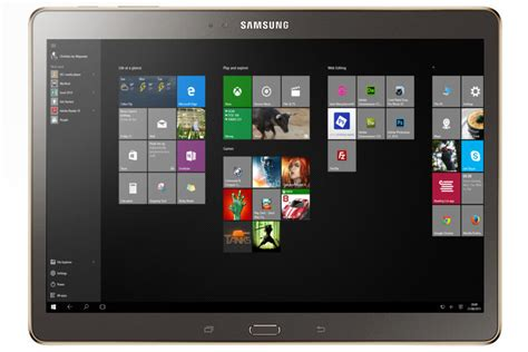 Samsung Tab Os Windows rumor samsung developing a 12 inch windows 10 tablet onetechavenue