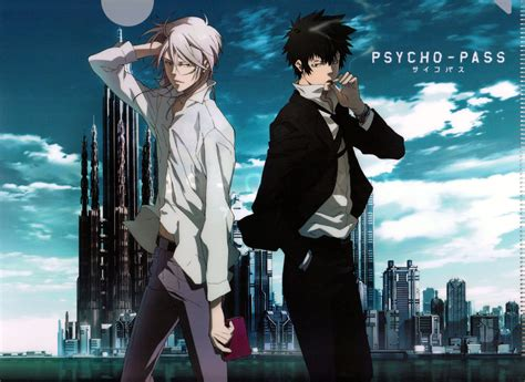 Psycho Pass Images Psycho Pass Hd Wallpaper And Background
