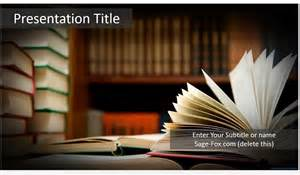 powerpoint templates books books powerpoint template 5825 free books powerpoint